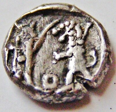 4th Century BC  1/8th Phoenicia SHEKEL An Authentic Silver Coin