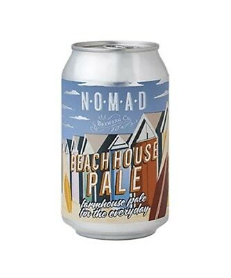 Nomad Brewing Beach House Pale Ale (6 Pack)