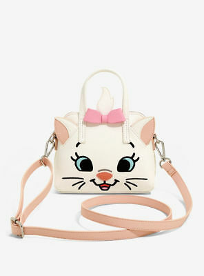 NEW Loungefly Disney The Aristocats Marie Micro Crossbody Bag NWT