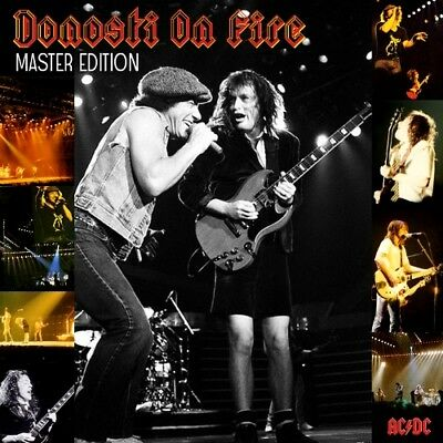 AC/DC - DONOSTI 1984 LIVE CD - Limited & Numbered