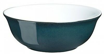 Denby 16 Cm Greenwich Stoneware Soup/ Cereal Bowl Green UK POST FREE