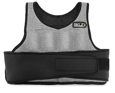SKLZ Variable Weighted Training Vest Adjusts From 1lb To 10lbs UK FREE POST NEW