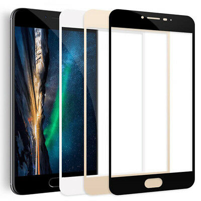 3D FULL COVER Tempered Glass Screen Protector For Samsung Galaxy J3 5 7 8 Prime