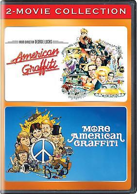 American Graffiti / More American Graffiti 2 Movie Ron Howard 2018 [DVD]
