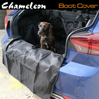 Premium Car Boot Liner / Cover Dogs / Pet Heavy Duty XL Lip Protector