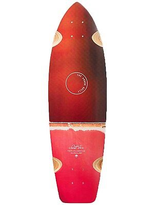 Arbor Red Rally Photo - 31 Inch Cruiser Deck