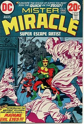 Mister Miracle # 14 F/VF 7.0