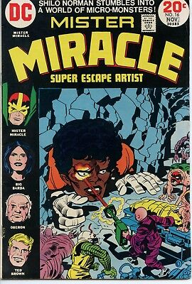 Mister Miracle # 16 F/VF 7.0