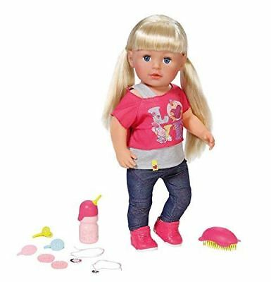 Zapf Creation Baby Born Sister Doll Interactive Doll Realistic Function