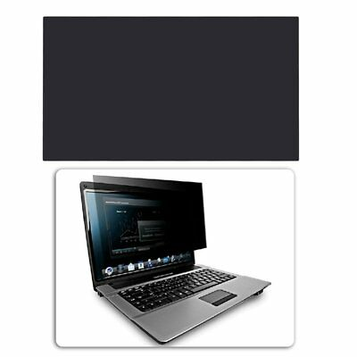 Privacy Protective Film For 13 inch Widescreen(16:9) Laptop Monitor/Notebook PC