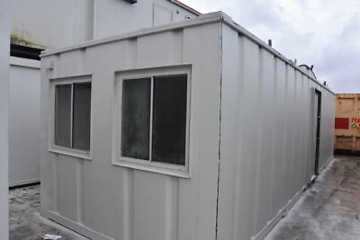 32′ x 10' Portable Building - Anti-Vandal Unit