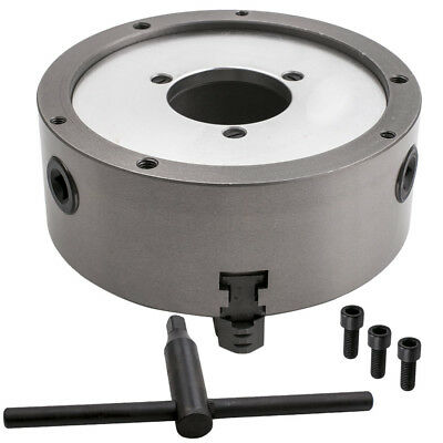 3 Jaw Self-Centering Lathe Chuck 8 Inch for Milling Hardened Steel  K11-200A new