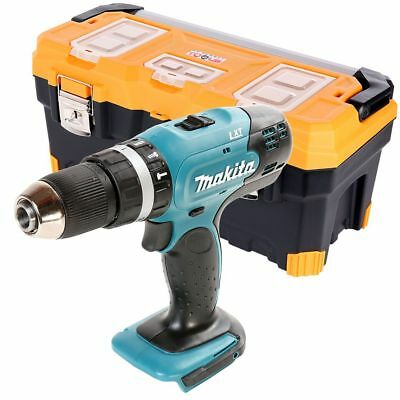 Makita DHP453 18V 2 Speed LXT Combi Drill With 26 inch/67cm Tool Storage Box