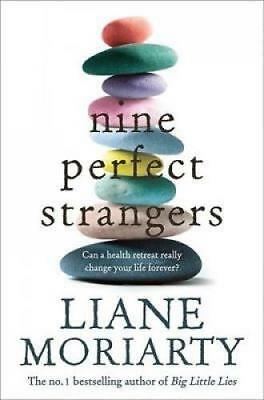 NEW Nine Perfect Strangers By Liane Moriarty Paperback Free Shipping