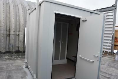 8′ x 8' Portable Buildings - 2 Bay Shower Unit