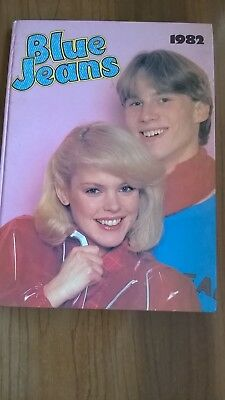 Vintage Blue Jeans Annual 1982. Condition - As New!