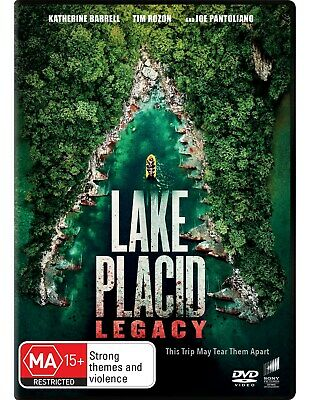 Lake Placid Legacy DVD Region 4 NEW