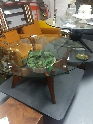 Adrian Pearsall Craft Associates rare planter coffee table model 1649