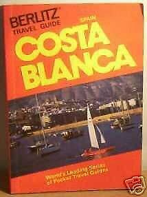Berlitz Travel Guide to the Costa Blanca (Berlitz Pocket Travel Guides), Berlitz