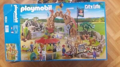 Playmobil City Life Zoo 6634