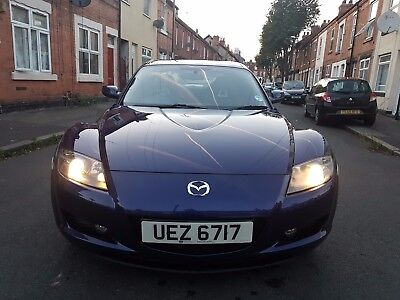 mazda rx8 2006 year only 25000 mileage!