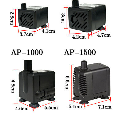 Hidom Aquarium Submersible Water Pump for Fish Tank Water Feature Optional