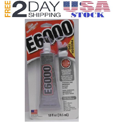 Multi Purpose Strong Glue E6000 Extra Adhesive For Glass Wood Metal