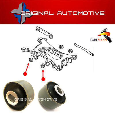 for LANDROVER RANGE ROVER EVOQUE 2011> REAR DIFF DIFFERENTIAL CROSSMEMBER BUSHES