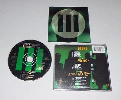 CD  Extreme - III Sides To Every Story  14.Tracks  1992  146