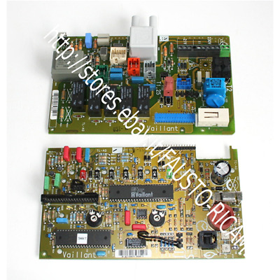 Vaillant 2 Pieces Control Board Art. 130438 Calderin Vm Vmw 242/1 242 282 282/1