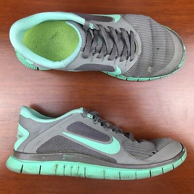 nike free 4.0 v3 livestrong running shoes womens 10 586296