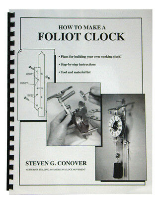 New How To Make A Foliot Clock by Steven Conover - Build Your Own Clock!