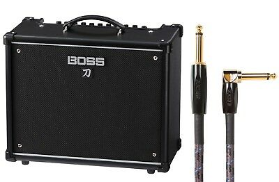 New Boss KTN-50 Katana 50W 1x12 Combo Amplifier!