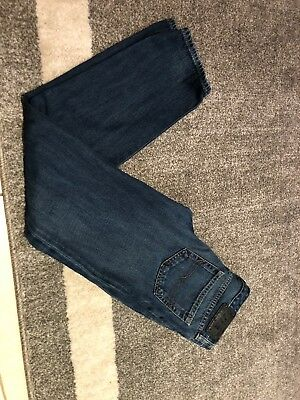 Ralph Lauren boys slim straight jeans age 14. W28. L28. Great condition