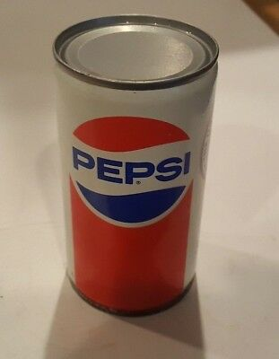 Vintage Pepsi-Cola Can 1976 Bicentennial Edition -Steel 12 oz. Flat top Sealed