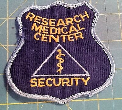 Vintage Research Medical Center Security Patch