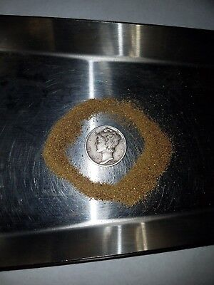 Alaskan Fine Gold!! 3 Grams of Very Fine Gold!! + mercury dime every purchase!!
