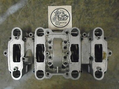 1981 Honda Cb650C Camshaft Cover With Rocking Arms