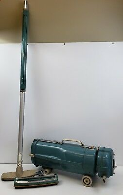 Vintage ELECTROLUX VACUUM CLEANER ~ Model L Canister and attachments