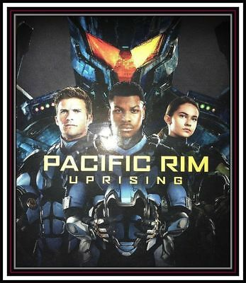 Pacific Rim Uprising ~ (Dvd,2018)