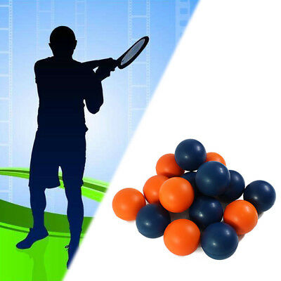 50mm Pro Durable Squash Ball Dot Rubber Training Competition Accessories Reliabl