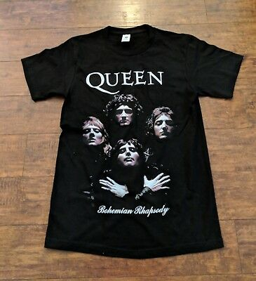Queen Bohemian Rhapsody Band T Shirt
