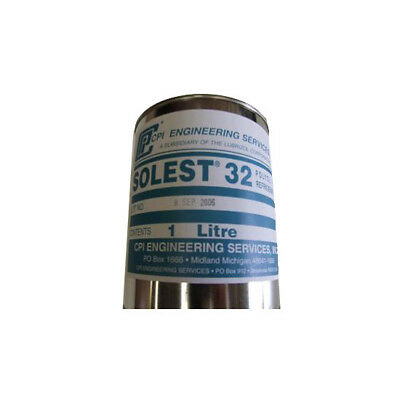Refrigeration S32 Poe Compressor Polyester Oil 946Ml Tin - Sol321