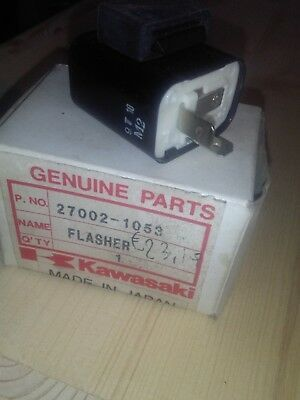 Kawasaki 27002-1053 Relay-Assy,Turn Signa