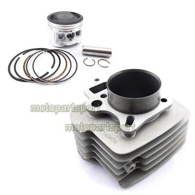 YX140 Engine Cylinder 56mm Pistion Kit For YX 140cc Pit Dirt Bike Thumpstar SDG