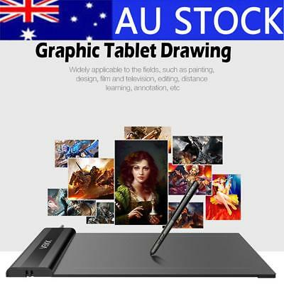 VEIKK S640 6x4 inch 5080Lpi Graphic Tablet Drawing Pad with Digital Pen
