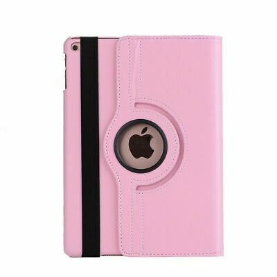 Apple iPad 5 | 6 Generation Air 1+2 9.7 360° Cover Case Tablet Hülle rosa