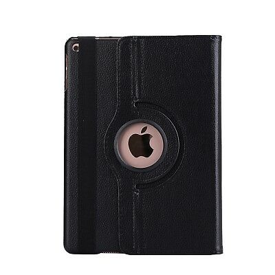 Apple iPad 5 | 6 Generation Air 1+2 9.7 360° Cover Case Tablet Hülle schwarz