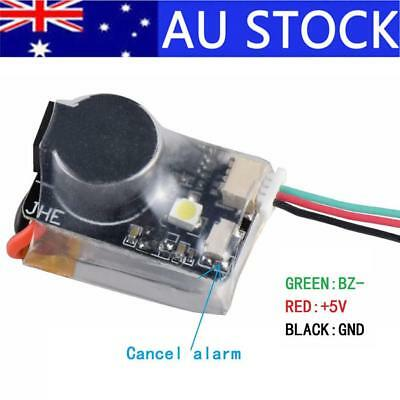AU! JHE42B 5V 110dB Finder BB Buzzer Tracker w/ BF / CF Flight Control FPV Drone
