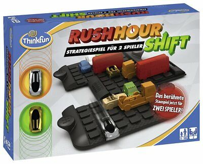 Rush Hour Shift 2 Player Traffic Jam Game By Think Fun Games Ravensburger - New